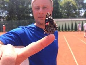 Daniel Prokopiuk - trener tenisa ziemnego Warszawa
