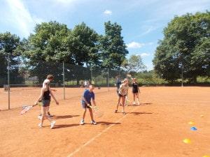 Tenis ziemny grupowy - Warszawa - Sports Club 24